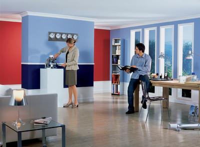 farbe im b ro mehr zufriedenheit im job textkonzept k ln pressemitteilung. Black Bedroom Furniture Sets. Home Design Ideas