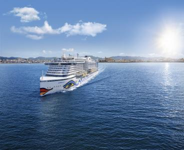 Offering a fascinatingly wide range of entertainment opportunities, food and action, the new AIDAperla is a priceless pearl for all who love diversity (Image source: AIDA Cruises)