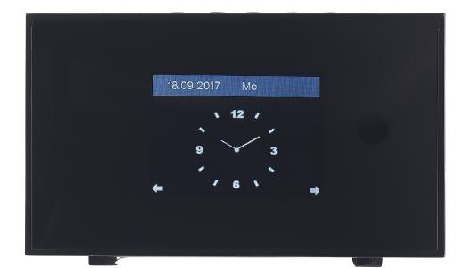 ZX 1685 01 VR Radio Digitaler WLAN HiFi Tuner mit Internetradio