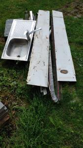 Entrümpeln lassen durch mobile Schrotthändler aus Bergisch-Gladbach