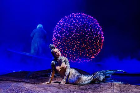 Premiere Oper Leipzig 03.12.17 Rusalka (Olena Tokar) © KirstenNijhof