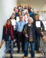 Zertifikat Reiseleitung, Gruppenfoto, Foto: Hochschule Bremen