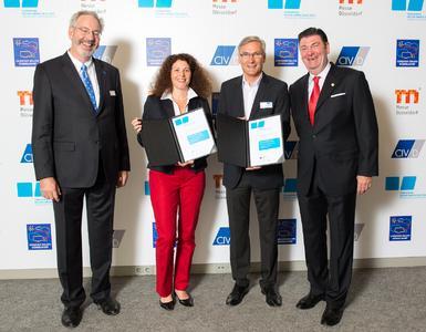 """KETTERER CONTINENTAL 11250 mit wichtigem Designpreis ausgezeichnet - großer Erfolg beim """"caravaning design award: innovations for new mobility 2012/2013"""""""