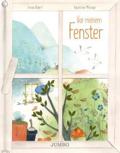 """Cover """"Vor meinem Fenster"""""""