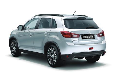 Monatssieger bei Mitsubishi im August: Kompakt-SUV ASX