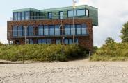 Appartementhaus Strandkieker Außenansicht