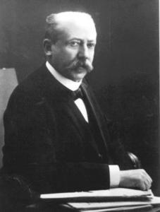 ehem. Senator Emil Possehl