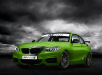 GREEN HELL EDITION des BMW RS/M235i von RS-RACINGTEAM