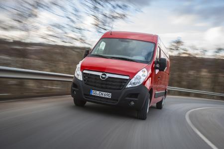 Mehr Information, höhere Effizienz und ein Plus an Sicherheit: Gemeinsam mit dem Kooperationspartner und Telematik-Experten Masternaut bietet Opel künftig Telematik-Lösungen bereits vorinstalliert in den Modellen Movano (Bild) und Vivaro an