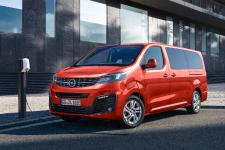 Opel Zafira-e Life: New Emissions-Free Flagship of Exclusive Travel