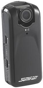 """Somikon Wasserfeste 5in1-microSD-Action-Cam """"DV-65.mini"""" inkl. Tauchgehaeuse"""