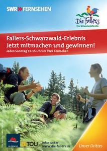 Gewinnspiel Fallers Schwarzwald Erlebnis, (Foto: SWR Fernsehen)