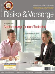 Risiko & Vorsorge 1/2013