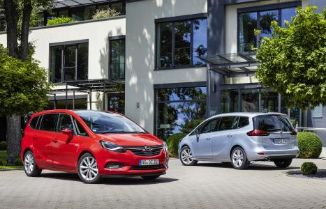 Händlerstart Opel MOKKA X und Opel Zafira