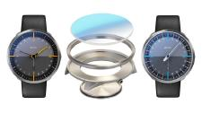BOTTA develops new watch cases from three specified types of titanium