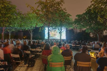"Kurzfilmfestival ""Shorts at moonlight"" in Hofheim"