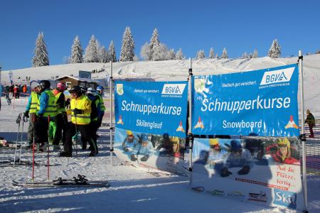 Der BGV ist PArtner des Skiverbands Schwarzwald