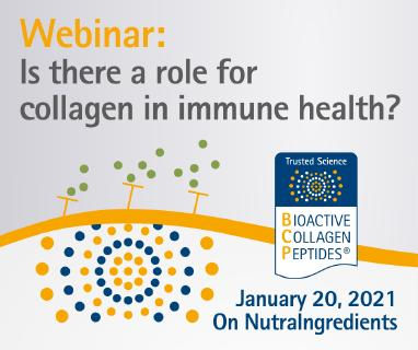 Is there a role for collagen in immune health?