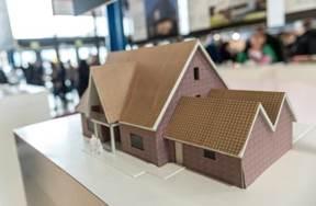 Der Traum vom Haus: Auf der Bauen & Wohnen können Ideen gesammelt und Angebote verglichen werden