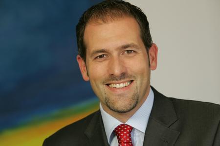 Torsten Haase, Vorstand Vertrieb und Marketing ERV