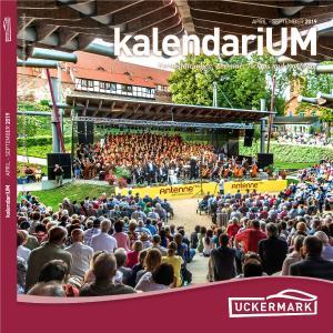 Cover kalendariUM