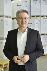 Dr. Michael Fries, CEO der Onlineprinters Gruppe (Copyright: Onlineprinters Produktions GmbH)