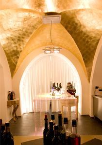 Goldene Kuppel Kochsalon