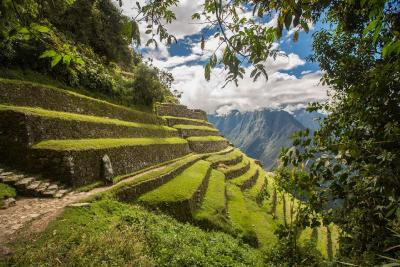 Einblick in den Inka Trail ©Christian Declercq