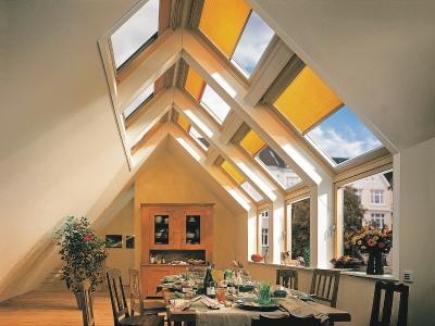 Die Dachwohnung ermöglicht architektonische Wohn(t)räume, wie sie keine andere Wohnung bietet.
