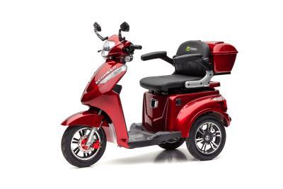 ECONELO 2021: Neue E-Roller vom Spezialisten für Seniorenmobile