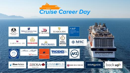 Erster Internationaler Kreuzfahrt Karrieretag