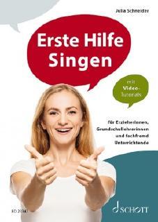 Schott ED23347 Erste Hilfe Singen