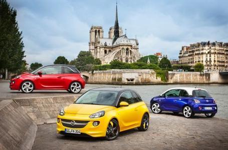 Ab 11.500 Euro im einzigartigen Opel ADAM on Tour
