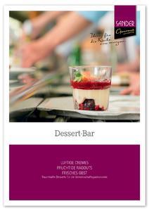 Sander Gourmet Dessert-Bar