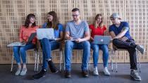 Mit der Erweiterung des Studienangebots des Fachbereichs Informatik werden aktuelle Zukunftsthemen in den Fokus genommen. Foto / Michael Meyer