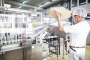 Die Kapazitäten der GimCat-Pasten und GimCat-Tablet-Snacks konnten mit den neuen Produktionsan-lagen verdoppelt werden.