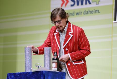 Kabarettist Günter Fortmeier