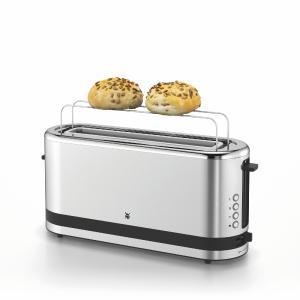 """WMF KÜCHENminis® Langschlitz-Toaster / """"Kleines Raumwunder, aber Platz für XXL"""""""