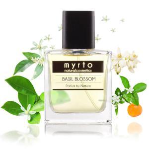 Das neue Bio Parfum Basil Blossom