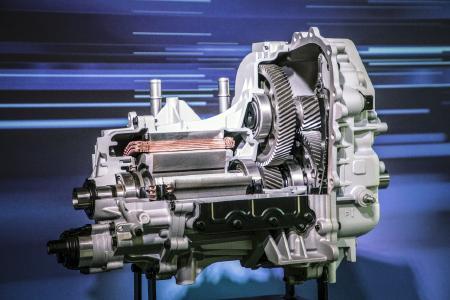 Kraftvoll: Die Leistung des Opel Ampera-e-Elektromotors entspricht 150 kW/204 PS