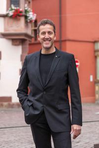 Karl-Heinz Krawczyk, Landesinnungsmeister des baden-württembergischen Dachdecker-Landesinnungsverbands