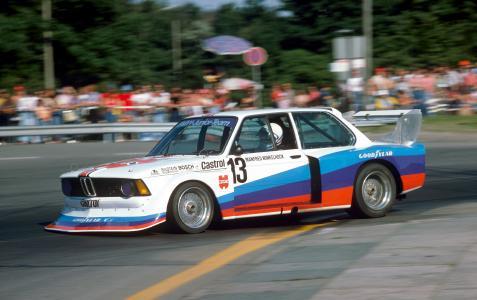 BMW 320 Gr. 5, 1977