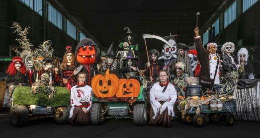 Halloween in Kernie´s Familienpark