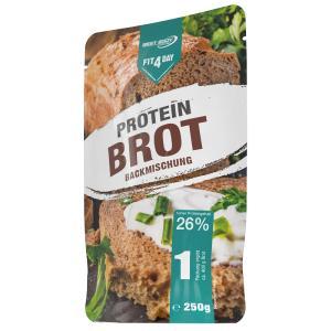 Die Fitnesshotline GmbH ruft im Sinne des Verbraucherschutzes das Produkt Fit4Day Protein Brot 250 g zurück