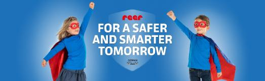 For a safer and smarter tomorrow