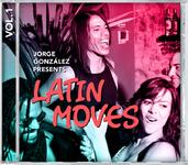 "JORGE GONZÁLEZ - ""LATIN MOVES-VOL. 1"""