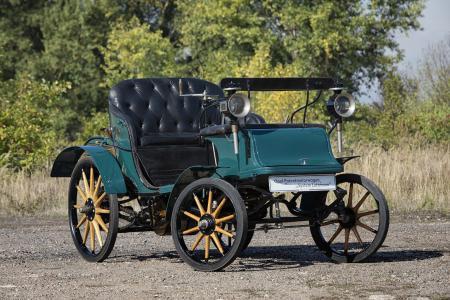 1899 Opel Patentmotorwagen System Lutzmann
