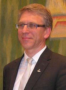 ÖRK-Generalsekretär Olav Fykse Tveit, © Foto: Herbert Bodenmann/APD Schweiz
