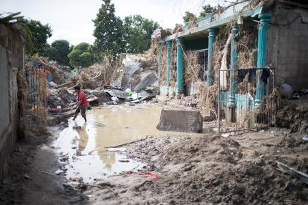 Iota: Hurrikan verwüstet Mittelamerika