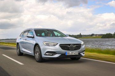 Übertrifft die Erwartungen: Die neuen Insignia Sports Tourer (im Bild) und Grand Sport sind bei den Kunden heiß begehrt. Opel verzeichnet für das Flaggschiff-Modell bereits mehr als 50.000 Bestellungen